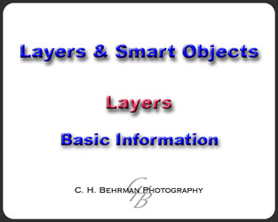 A01 Layers - Basic Information